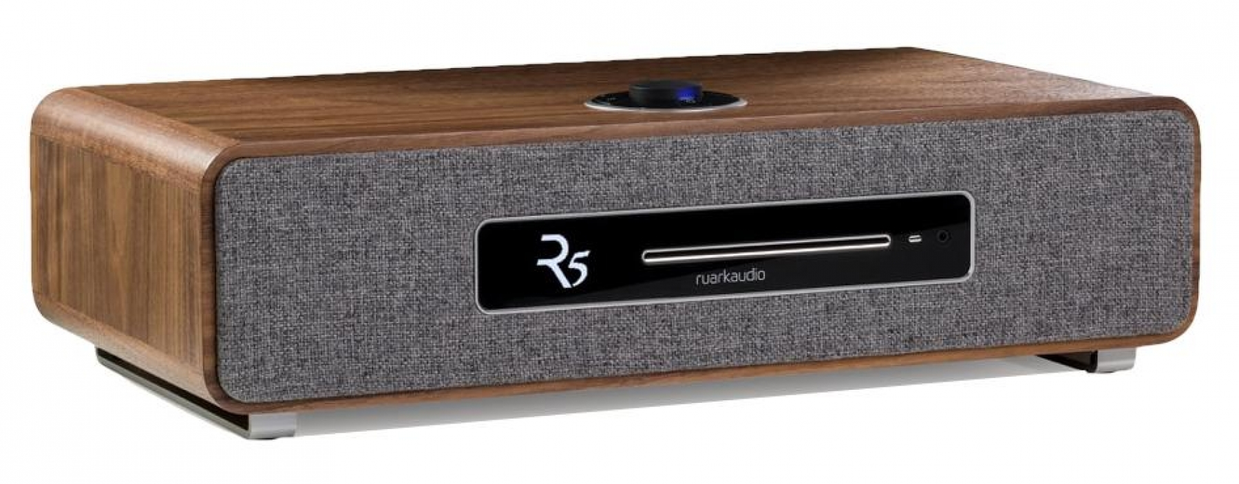 Ruark Audio R5 – THE ALL-IN-ONE MUSIC SYSTEM FOR THE HOME