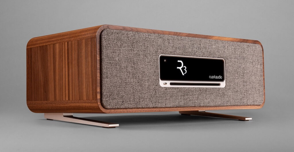 Ruark Audio R3 – Stylish and compact music system with expansive sound